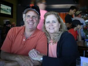 Brad Wells and Lisa Wells