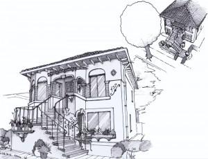 HGTV sketch